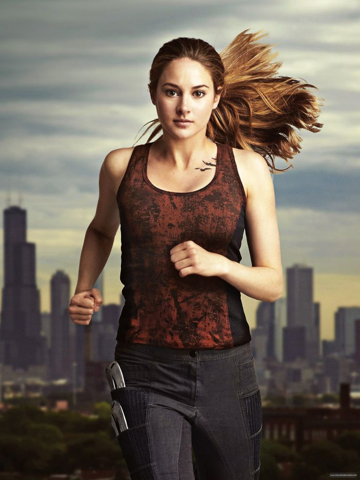 Tris! Why are you wearing red!? You are dauntless, not amity! | Shailene Woodley | Pinterest