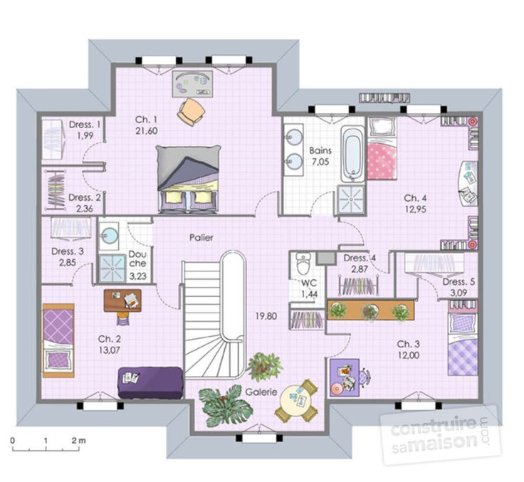 7 best Décoration intérieure images on Pinterest Home plans, My