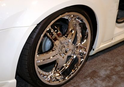 How to Clean Rims Before Powder Coating