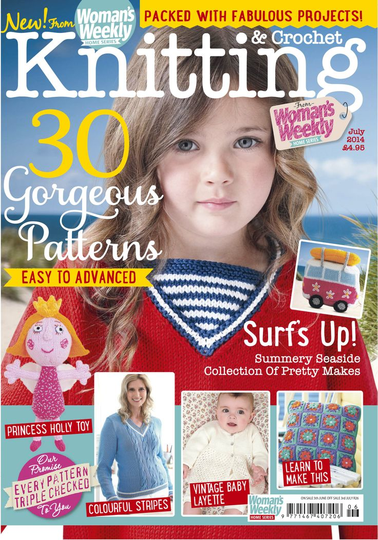 Knitting Magazine Cover : Images about knitting magazine covers on pinterest