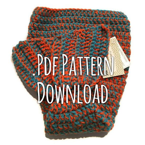 Crochet Mermaid Tail Pattern 0-6 months .Pdf by HadleyPaigeDesigns