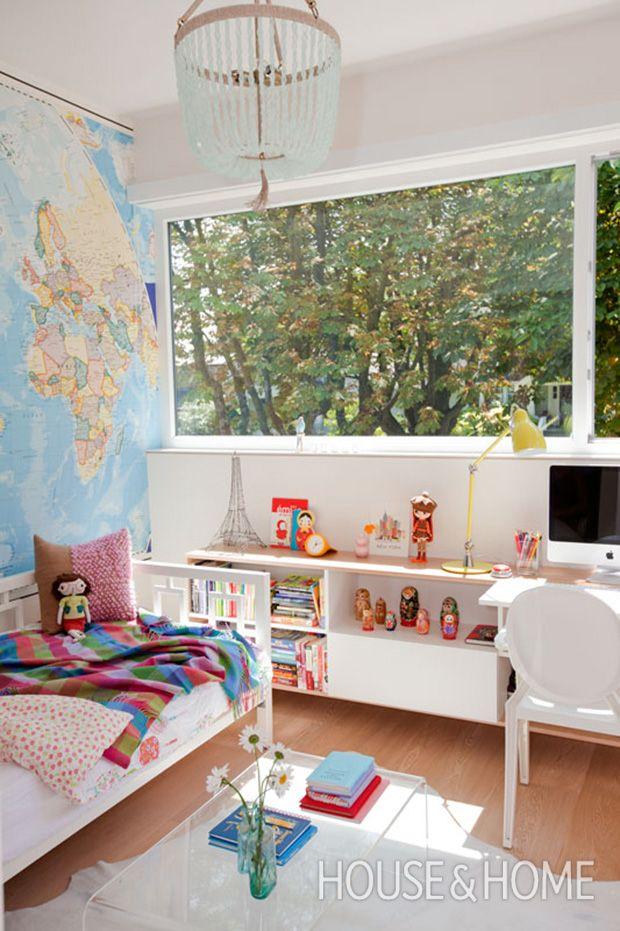 9 Inspiring Kidsu0027 Workspaces That Make Homework