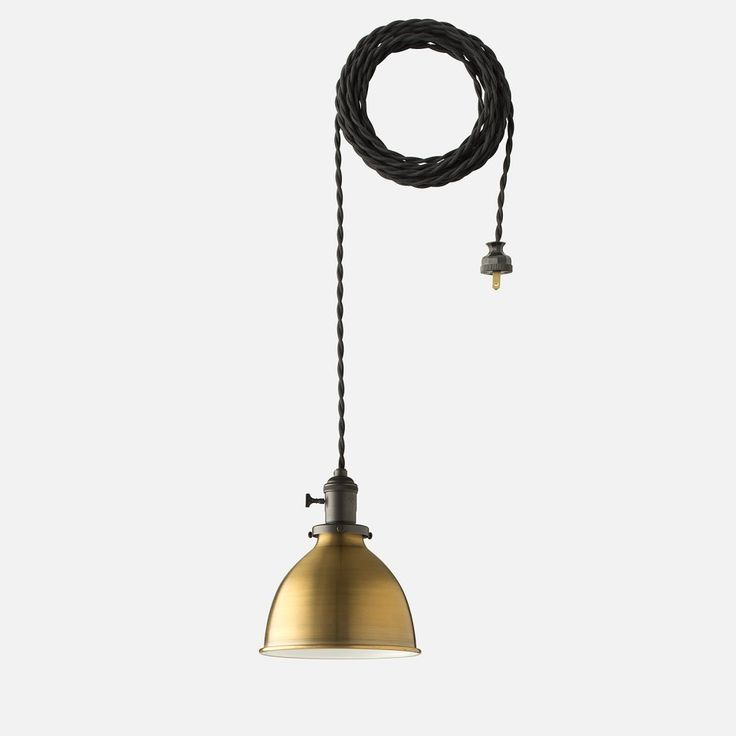 25 Best Ideas About Plug In Pendant Light On Pinterest