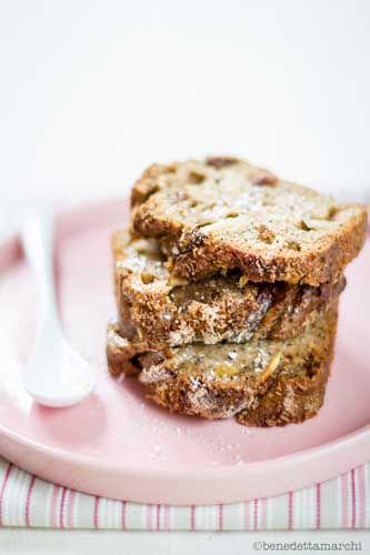 Plumcake integrale alle mele - Ricetta