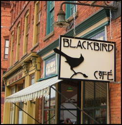 The Blackbird Cafe