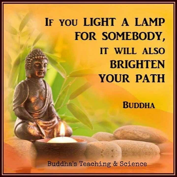 Words of wisdom; karma as well. Inner peace. #zen