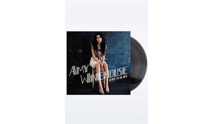 Amy Winehouse: Back To Black Vinyl