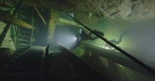 Image result for mine diving