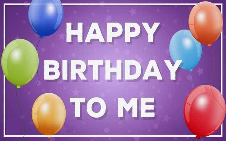 In this post, we have shared unique birthday wishes for myself. Say happy birthday myself with best birthday wishes, messages, quotes, and greetings.