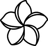 Tiny plumeria flower tattoo for behind my ear to represent my Hawaiian heritage and my polynesian dancing. I would get it in Black and Grey with a little more realistic shading added.