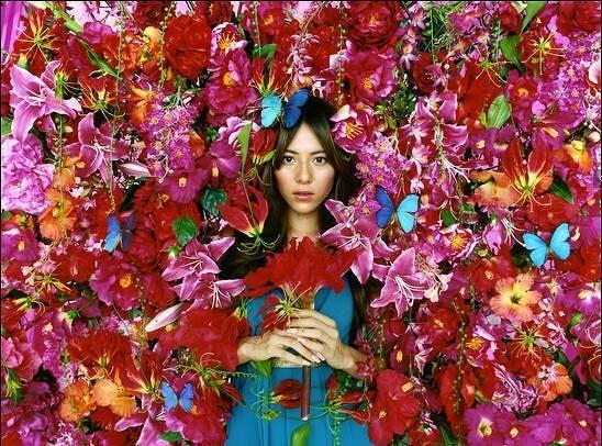 The Reel Foto: Mika Ninagawa: Color is Life