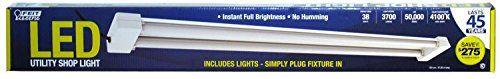 LED Shop Lights – Jay Leno's Garage | Garage Lights