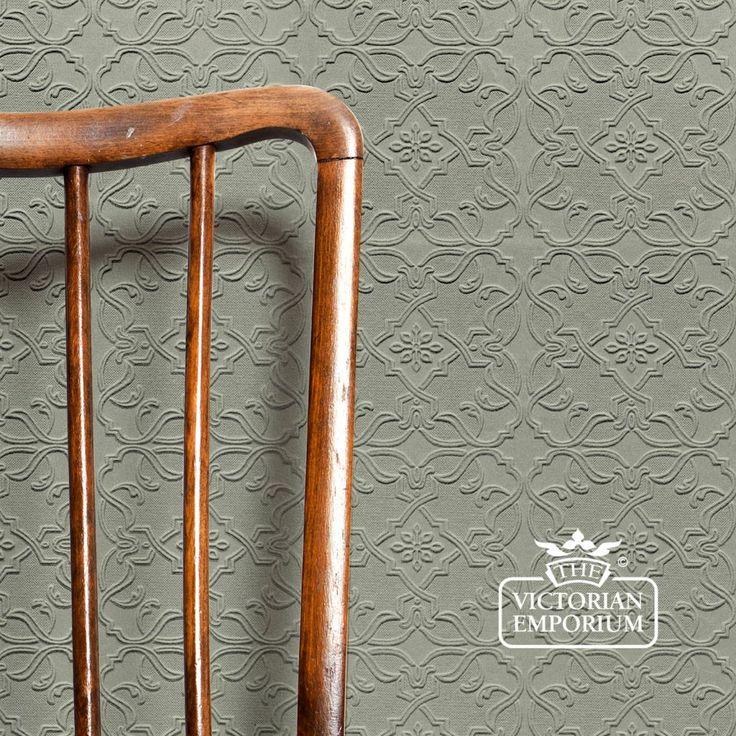 Anaglypta Wallpaper - VE671