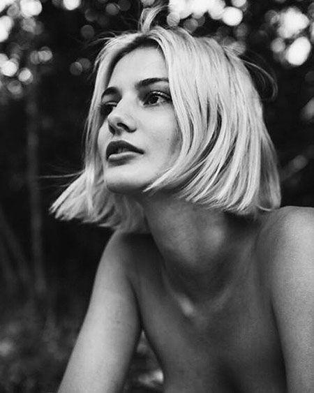 Dull Bob, Tate Brigitte Bardot Short, 30 Best Bob Haircuts for Girls