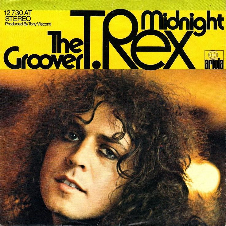 June 1st 1973  The Groover / Midnight is released  7 inch vinyl sleeve German