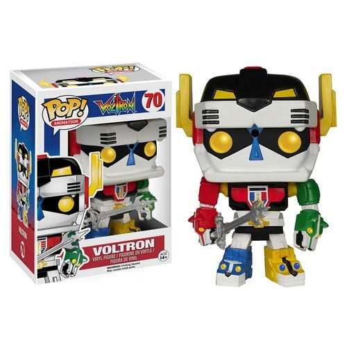 Voltron TV Pop! Vinyl Figure Voltron