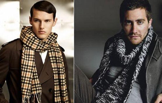 Cachecol masculino – veja como usar de forma elegante