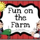 Howdy folks!  Looking for some farm fun?  This packet is jam-packed with almost 100 pages of literacy and math centers, science experiments, crafts...