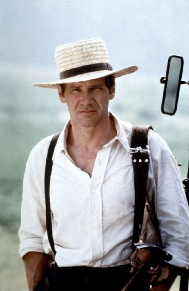 the film witness with harrison ford essay