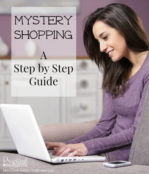 A step by step guide to mystery shopping - what it is all about and how to do it yourself to make extra money.