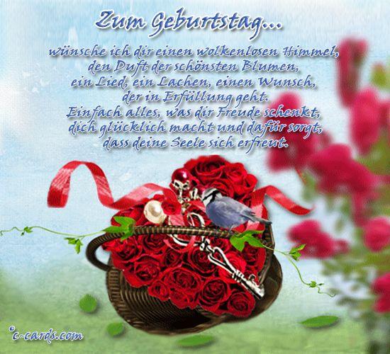 35 best german birthday cards images on pinterest