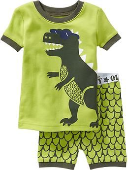Dinosaur PJ Sets for Baby | Old Navy