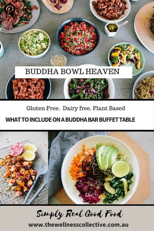 Buddha Bowl Love - The Wellness Collective