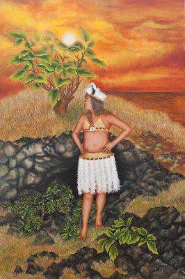 Isla de Pascua. Rapa Nui.