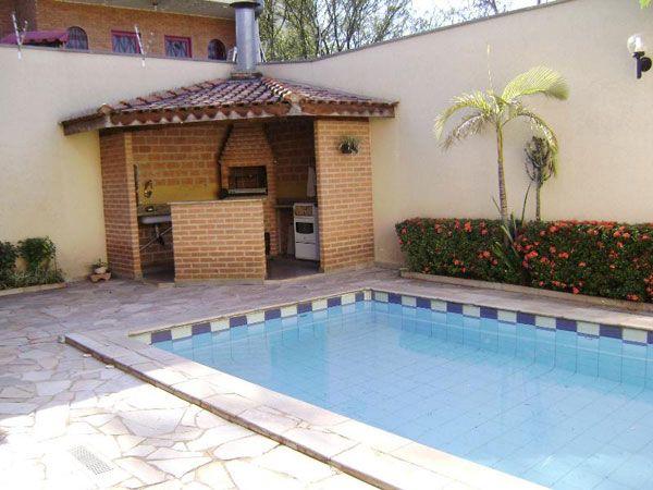 25 melhores ideias sobre como construir uma piscina no for Modelos de piscinas para casas