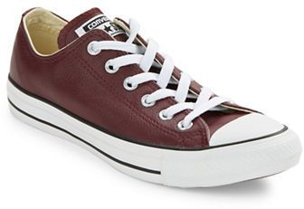 Converse Unisex Chuck Taylor Leather Sneakers