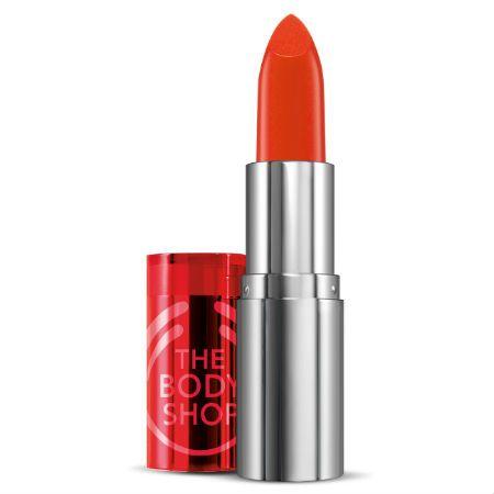 The Body Shop Colour Crush Lipstick Coral Cutie