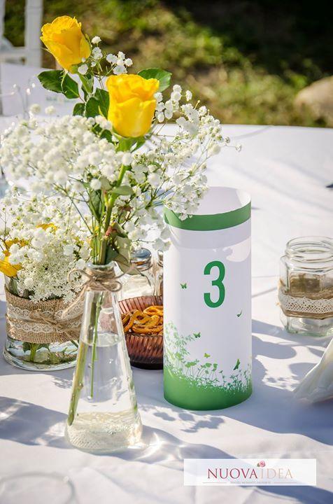 Îți dorești o nuntă ieșită din tipare?  Profită de vară și lasă natura să-ți fie decor în ziua nunții! O nuntă în grădină este o armonie a simțurilor este un concept creativ original și nonconformist. http://ift.tt/2m31TNc