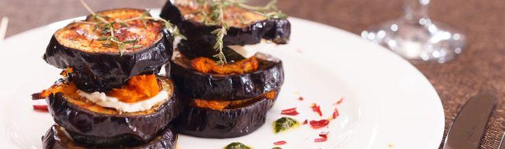 Recept voor gegrilde auberginesandwiches   Vers van de Teler