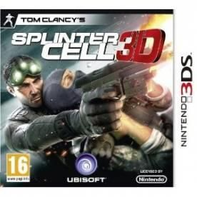 Tom Clancys Splinter Cell Game 3DS | http://gamesactions.com shares #new #latest #videogames #games for #pc #psp #ps3 #wii #xbox #nintendo #3ds