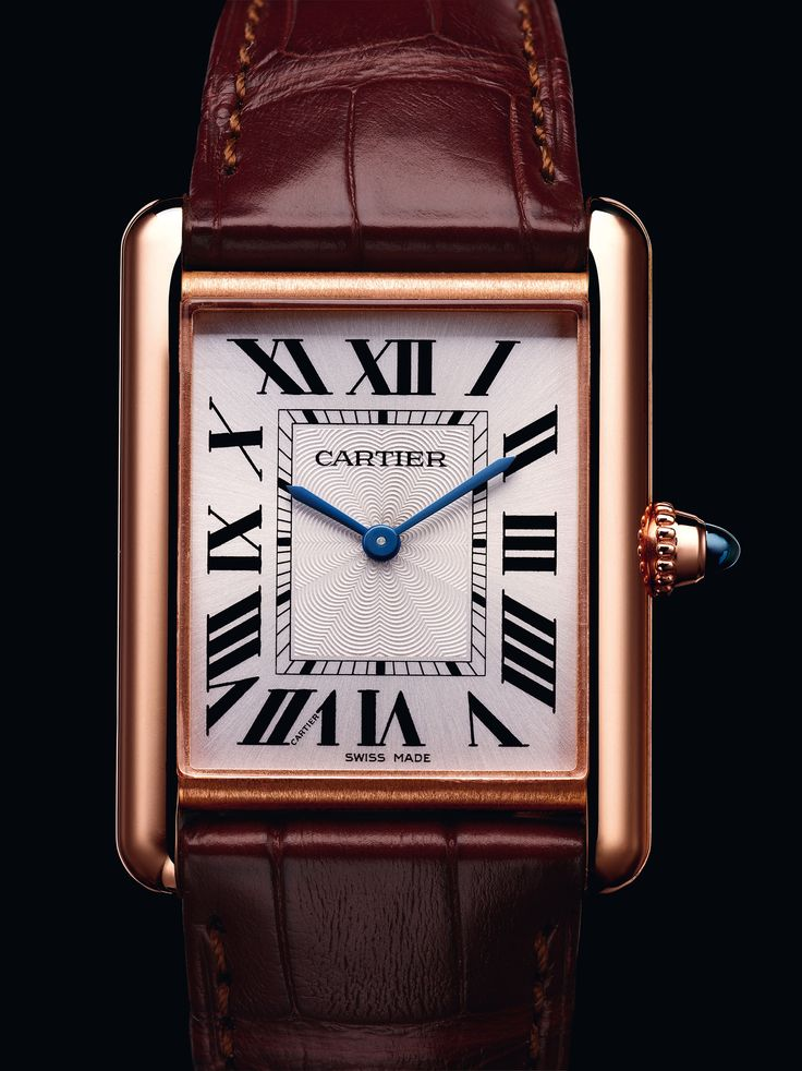 Cartier Tank Louis Cartier large