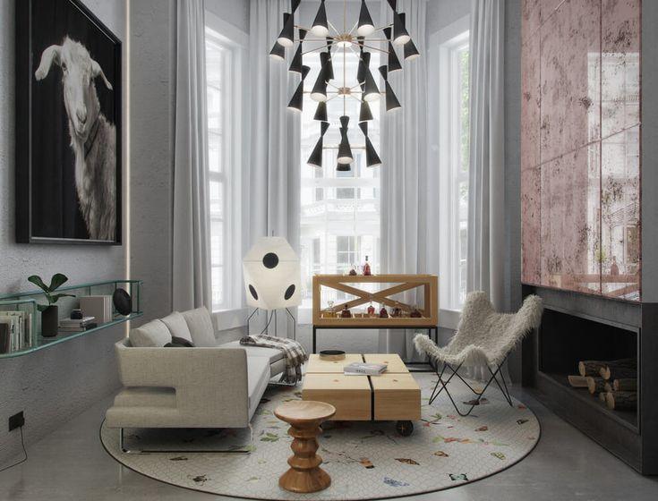 880 best Interior Design Ideas images on Pinterest Future house - innenarchitektur industriellen stil karakoy loft
