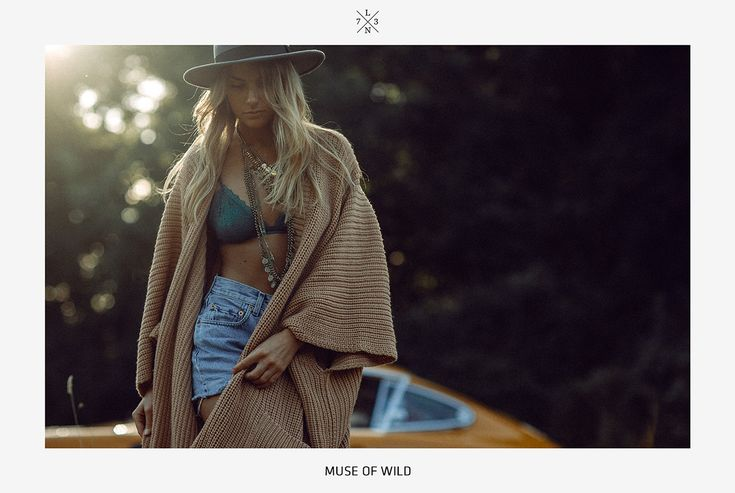 MUSE OF WILD on Behance