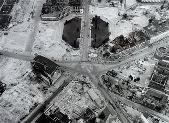 Berlin 1951 Potsdamer- und Leipzigerplatz