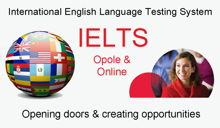 IELTS - International English Language Testing System. A test that measures the language proficiency of people who want to study or work etc
