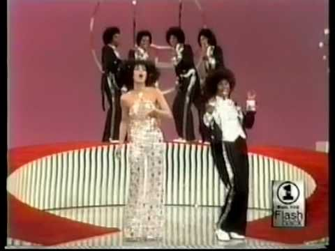 The Jacksons on Cher (Michael Jackson, Jermaine Jackson, Marlon Jackson, Tito Jackson, and Jackie Jackson.)
