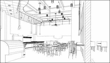 Coffee shop design services coffee shop interior experts for Interior design firms in hsr layout
