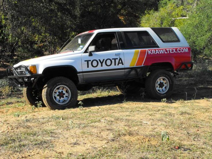 9 Best Images About Toyota Trd On Pinterest