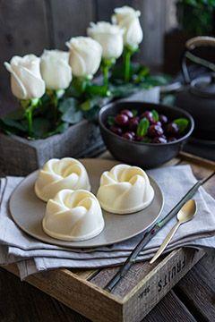 Новая Панна Котта с йогуртом для дам - Andy Chef - блог о еде и путешествиях, пошаговые рецепты, интернет-магазин для кондитеров