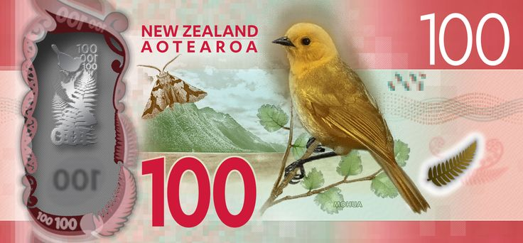 RBNZ releases new banknotes