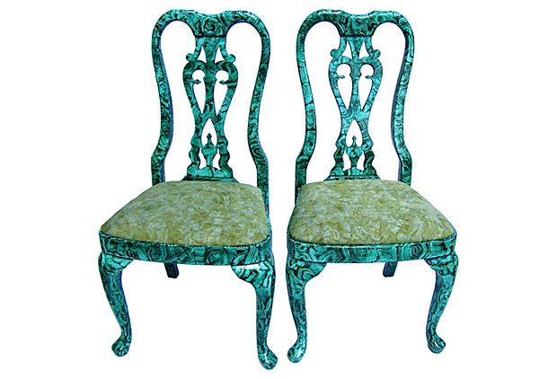 67 Best Queen Anne Chairs Images On Pinterest Chairs
