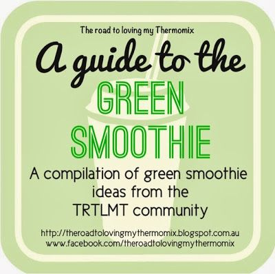 A guide to the green smoothie