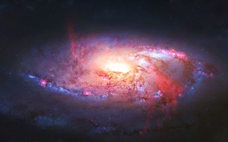 Purple Galaxy Wallpapers