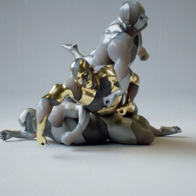 Get Physical with Esteban Diacono's Unbelievable Body Animations | The Creators Project