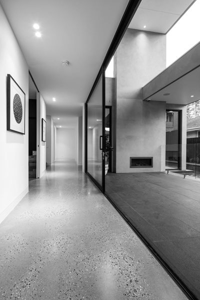 Polished Concrete Floors Photo Gallery