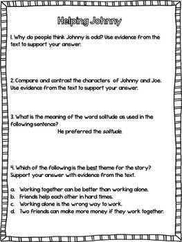 Meaningful Reading Homework - image 8